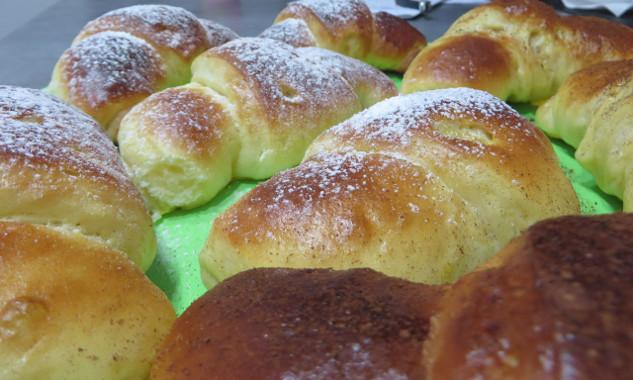 Le brioches sono belle, ma il pan brioche è più veloce