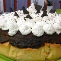 The unusual tart